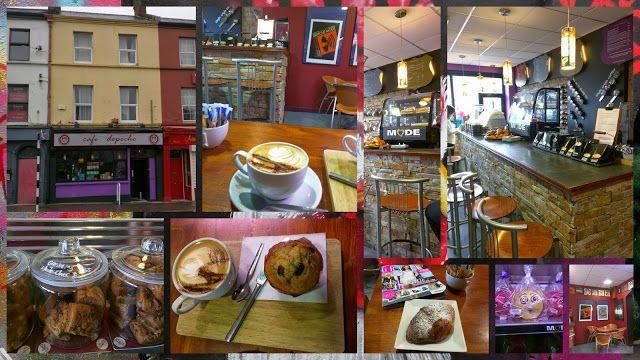 Cafe Depeche in Cork, Ireland