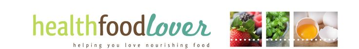 Health Food Lover: Helping You Love Nourishing Food. This site has all kinds of healthy food ideas for everyone! Egg-free; Gluten-free; Dariy-free; Vegan; Paleo; everything!
