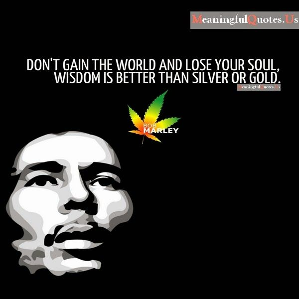 12 Best Images About Bob Marley Quotes On Pinterest
