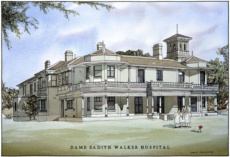 Dame Eadith Walker Hospital - Concord