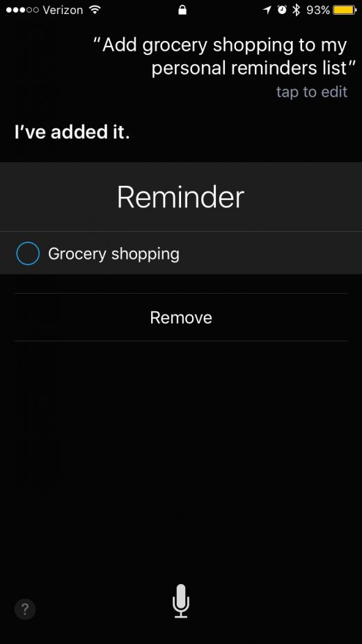 How to Use Siri to Add Reminders to Specific Lists | iPhoneLife.com