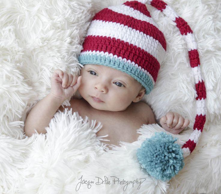 Dr. Seuss inspired newborn shoot