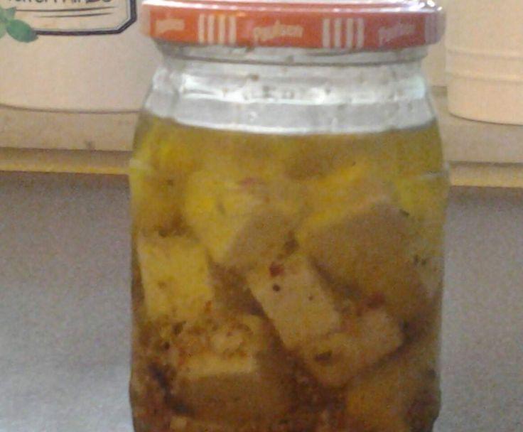 Rezept Cashew -Feta vegan von rottinchen - Rezept der Kategorie Grundrezepte