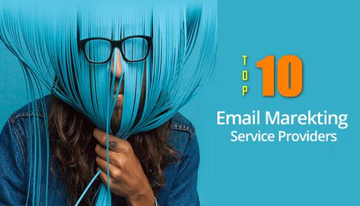Top 10 Email Marekting Service Providers