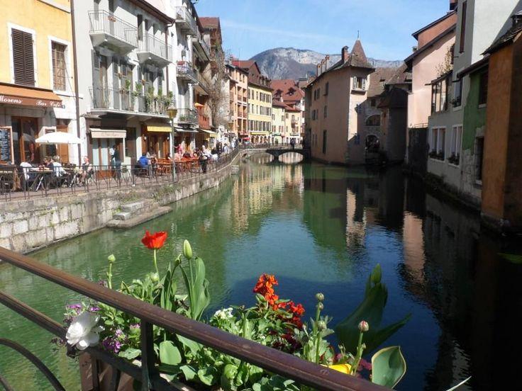 Location vacances appartement Annecy: Annecy, la vieille ville
