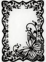 cb scrollwork embossing folder - paperwishes.com