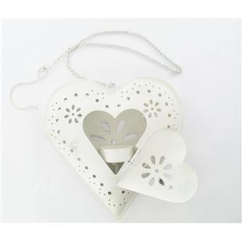 Hobbycraft Hanging Heart Tealight Holder