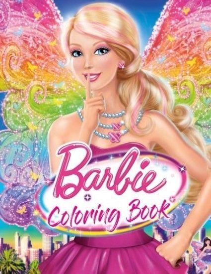 Best 25 Barbie coloring ideas