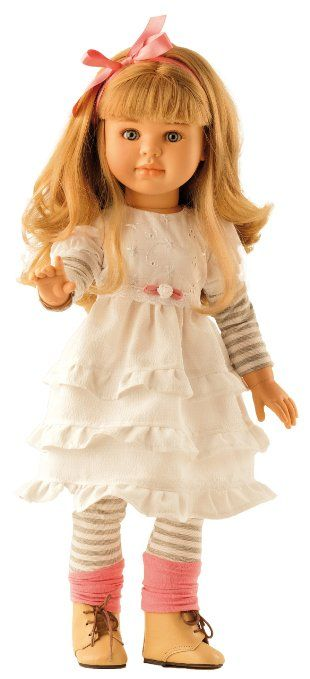 """Paola Reina Las Reinas Alma 23.6"""" Jointed Doll (Made in Spain) by Paola Reina"""