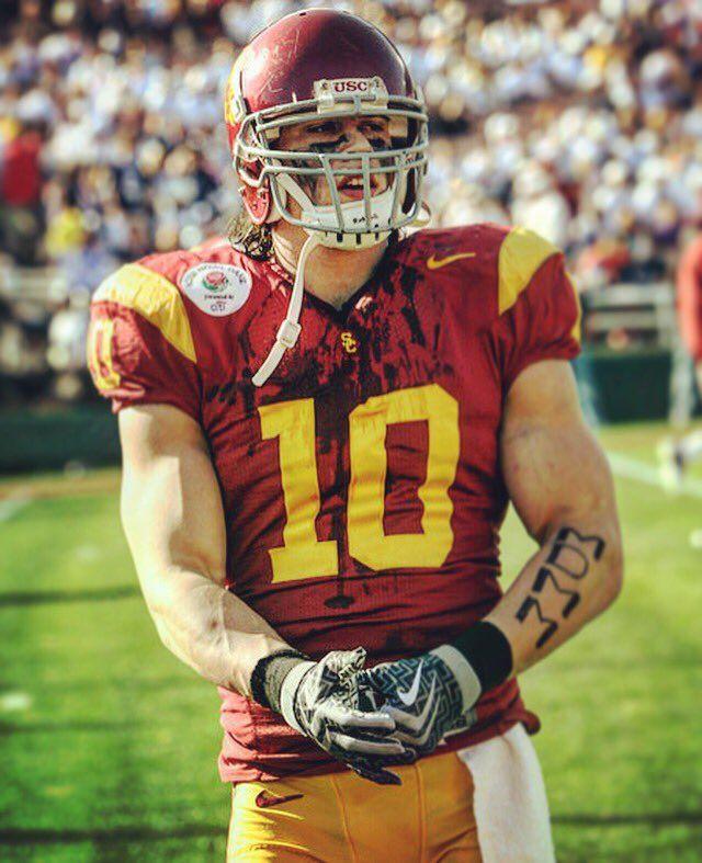 Brian Cushing USC Trojans
