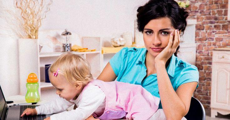 8 formas de entreter seu filho enquanto você trabalha em casa
