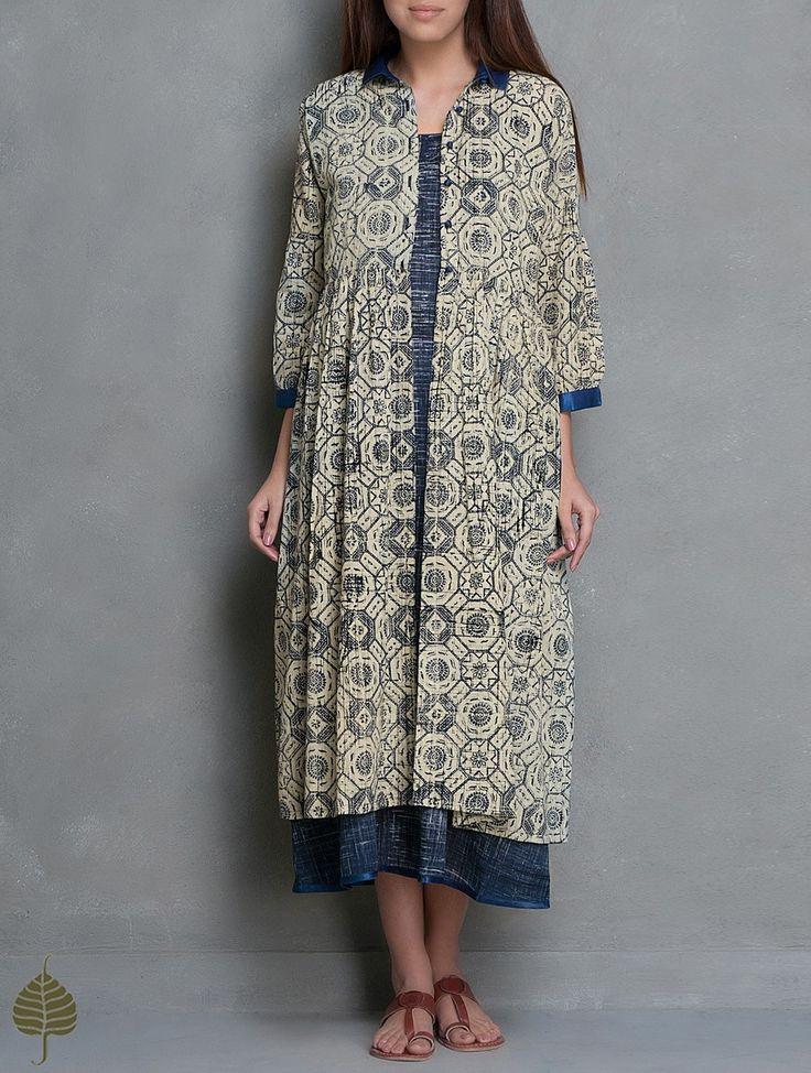 Cotton Dress with Jacket Set (inspiration)