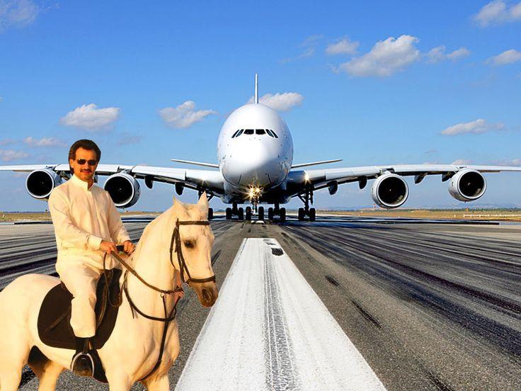 Alwaleed bin Talal donates $32.000.000.000 to charities
