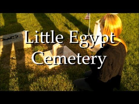 True ghost stories from around the world little egypt cemetery