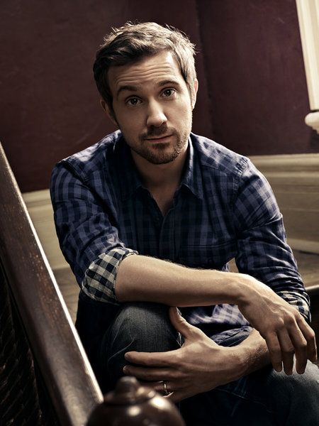Sam Huntington and I are planning a June wedding. xD