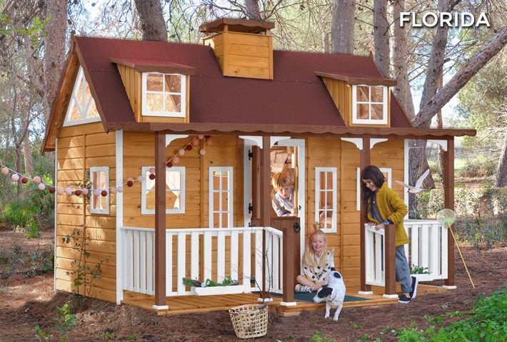 33 mejores im genes de casitas madera en pinterest casa for Casitas de madera para ninos precios