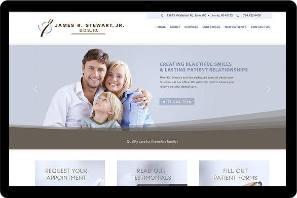Best Dentist Websites | Dental Websites
