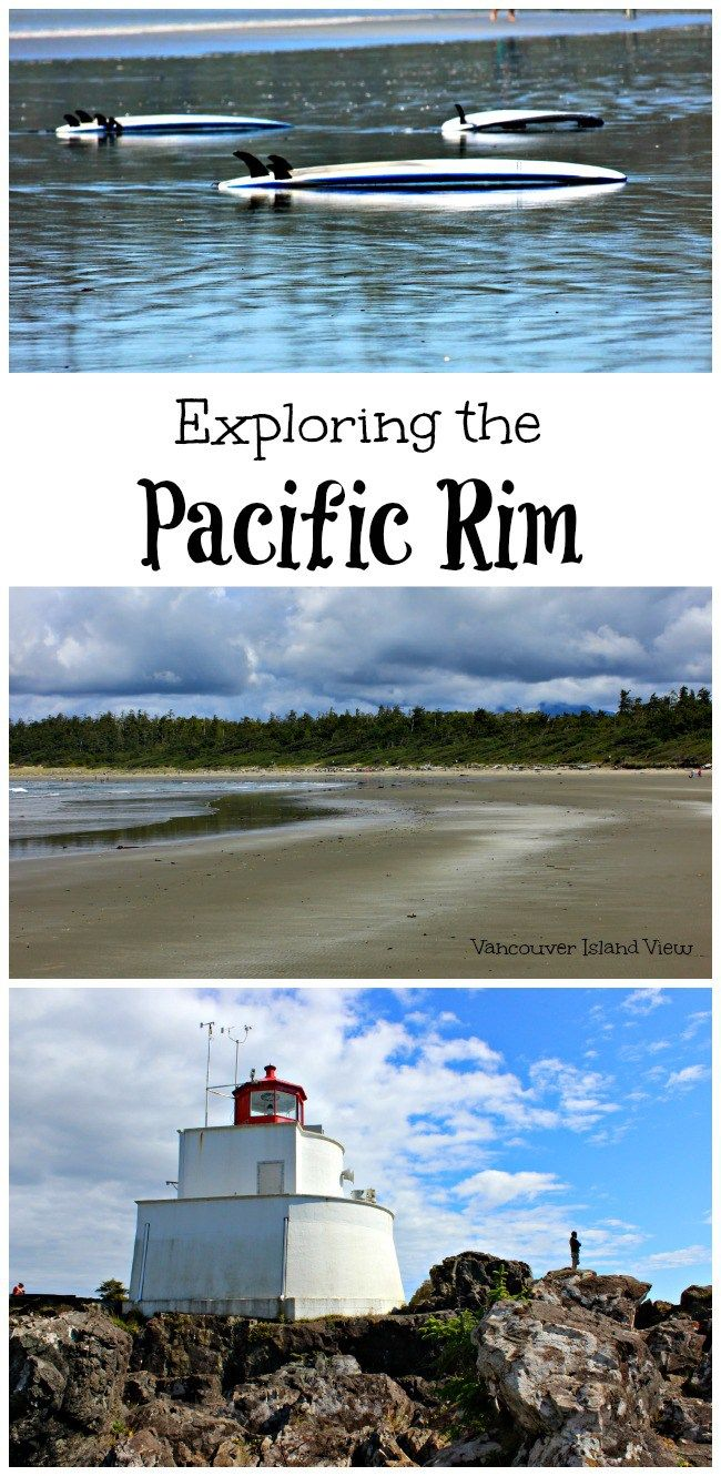 Are you planning a trip to either Tofino or Ucluelet? Here are the top things to see and do while out exploring the Pacific Rim on Vancouver Island's West Coast.
