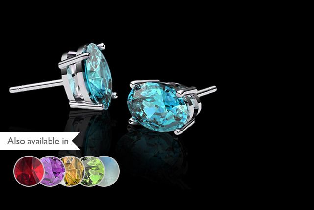 Gemstone Earrings or Pendant Set