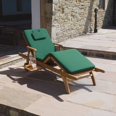 "A Pair of Balau Hardwood (Premium Quality) ""Amalfi"" Garden Patio Fully Adjustable Sun loungers: Amazon.co.uk: Sports & Outdoors"