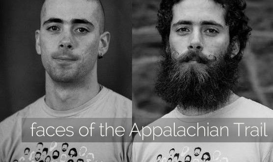 gothic jackets Faces of the Appalachian Trail    Before amp After