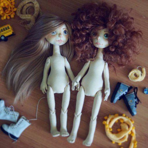 Куклы Татьяны Зыбановой (zibudolls)