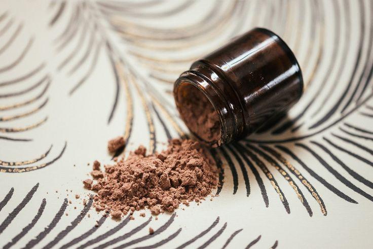 Torrschampo med kakao