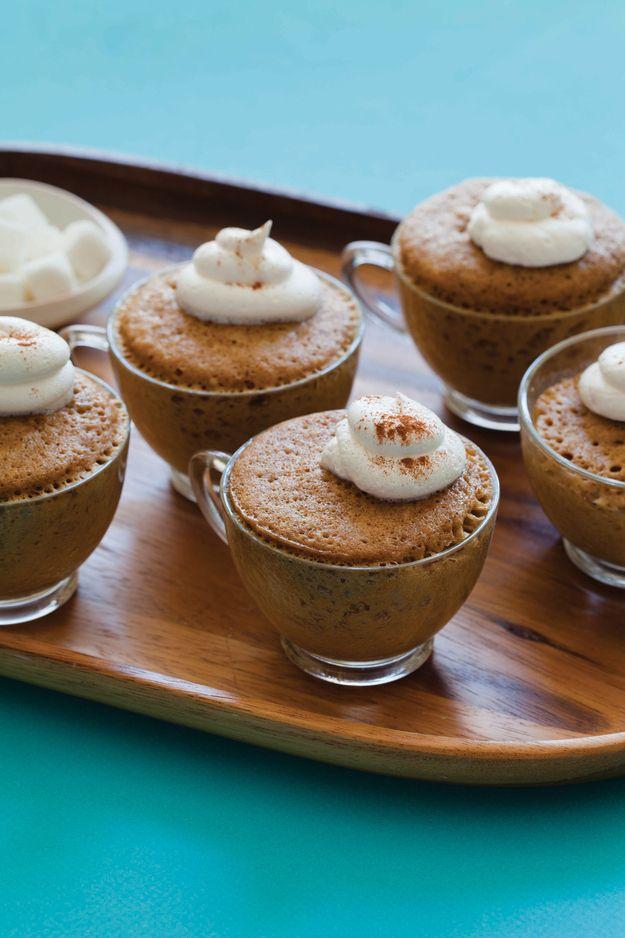 Espresso Mug Cake | How To Microwave Mug Cakes That Actually Taste Good