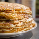 Gluten-free Banana Coconut Pancakes - Well Planned