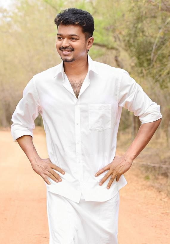 1Here are glimpses from Actor Vijay starrer - Puli.
