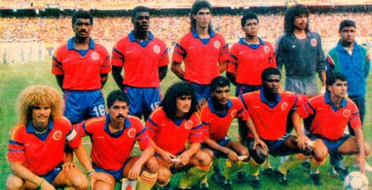 seleccion colombia de futbol - Buscar con Google