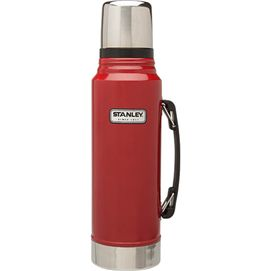 This Stanley Vacuum Flask is sturdy and effective keeping hot drinks hot and cold drinks cold.