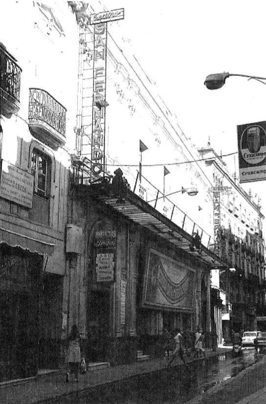Teatro san fernando cines y teatros desaparecidos de for Sala 0 teatro sevilla
