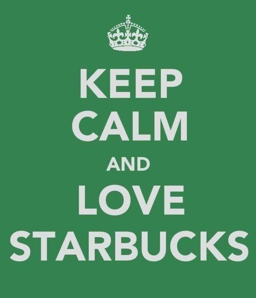 Starbucks | Things that make me smile | Pinterest