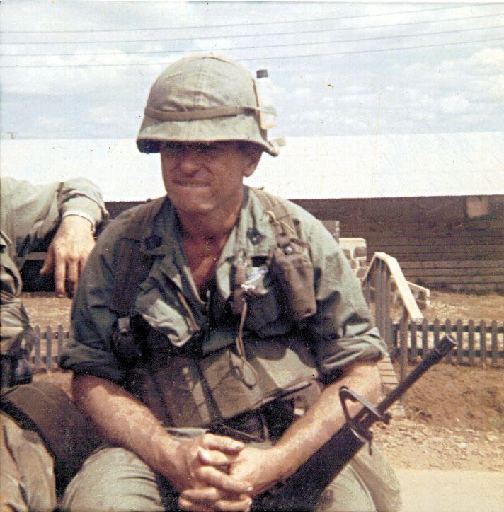 Don White Vietnam War Army