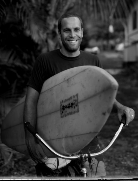 Jack Johnson - #Rewave_lab #celebrity #surf #photo #pic #blackwhite