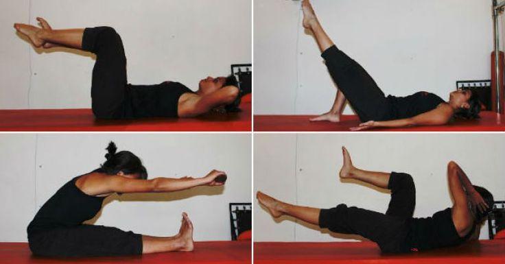 Reabilitação postural, alongamento muscular e condicionamento físico estão entre os benefícios do pilates. Porém, com a rotina corrida nem sempre é possível buscar aulas em academias particulares. Embora a prática acompanhada apresente mais resultados, alguns exercícios de pilates para fazer em casa são muit