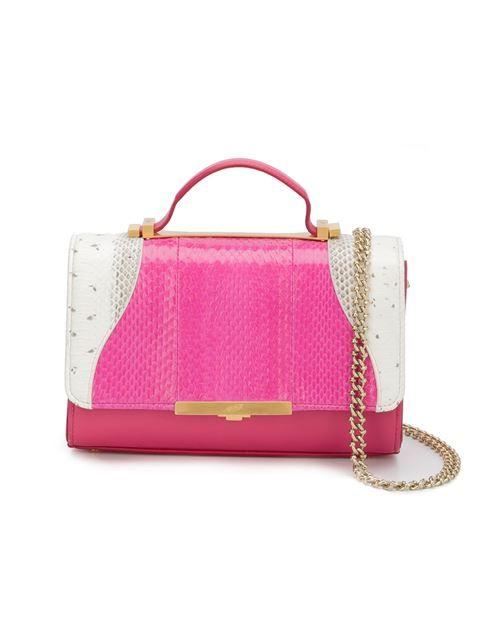 Khirma Eliazov 'Diamond Mini' satchel