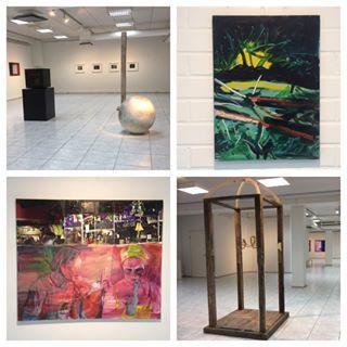 #ostrobothnianartistsunion  #together -26.3.2017 #seinäjokikunsthall #groupexhibition #contemporaryart #sculptors #installation #paintings #graphics #photography #seinäjoki #finland @seinajoentaidehalli