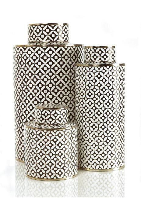Эмалевые миры Fabienne Jouvin Чайные коробочки.