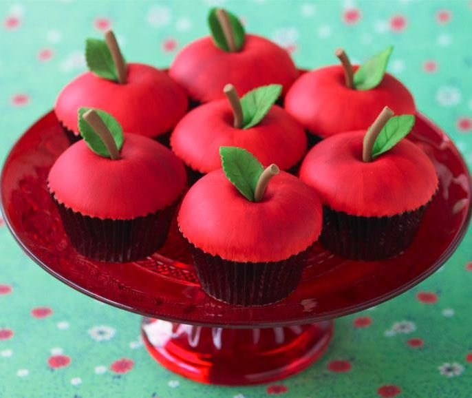 Cupcakes fiabeschi