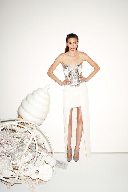 Sass & Bide Resort 2014 Collection Slideshow on Style.com