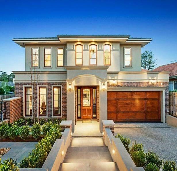 513 best Modern Houses images on Pinterest | Modern houses ...