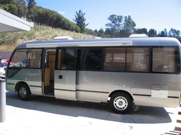 Platinum motorhomes NZ...very speckky.