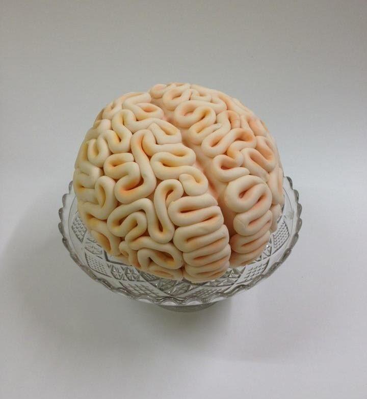 Brain cake from Lets Bake Love (http://www.lets-bake-love.co.uk/)