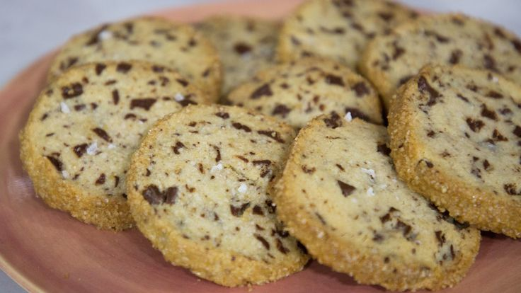Bake up a batch of the Instagram famous salted butter and chocolate chunk shortbread cookies for a unique treat.