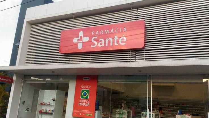 Portfolio @carlateske  & @lysnardino - Farmácia Santé || Mais um serviço concluído. Farmácia Santé!!!