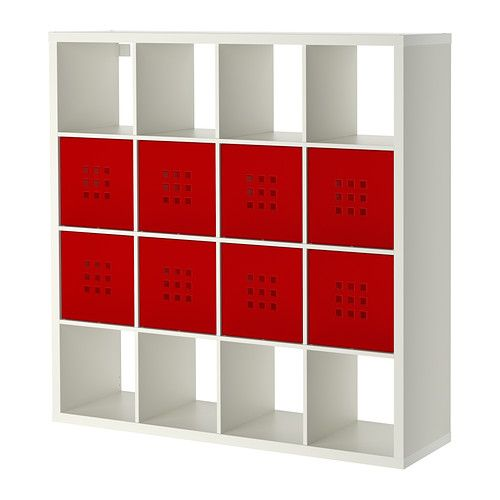 kallax shelf unit with 8 inserts white shelves shelf units and ikea. Black Bedroom Furniture Sets. Home Design Ideas