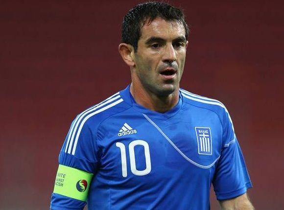 Seleção da Grécia enfrenta a Costa do Marfim em um dos jogos da Copa do Mundo 2014 no Brasil pelo Grupo C #copa2014