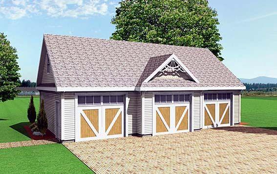 18 best separate garage images on pinterest garage for Separate garage